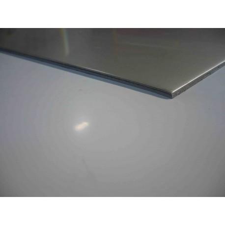 Tôle Isosonic INOX              1250 x 2500 x 3