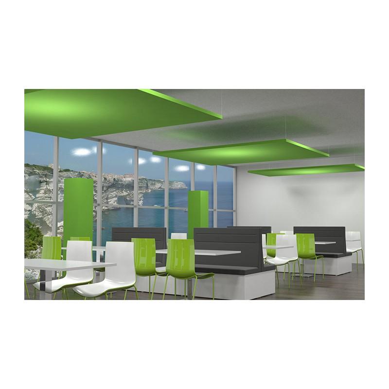 plafosound panneau suspendu 1200 x 2000 x 40 serac. Black Bedroom Furniture Sets. Home Design Ideas
