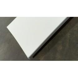 Isofa  M1 PVC BLANC           1200 x 600 x 30