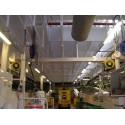 Baffle Isofa Hygiene Isoleco 2000                                         1200 x 450 x 80