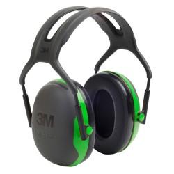casque anti bruit X1 vert